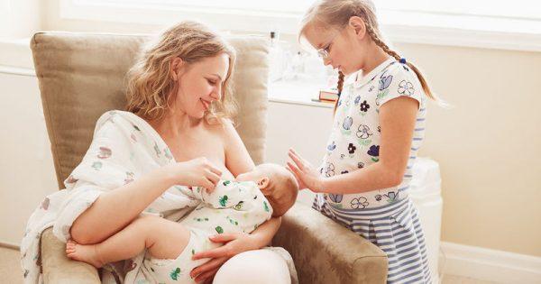 Εβδομάδα Μητρικού Θηλασμού: Αποκλειστικά μητρικός θηλασμός τους πρώτους 6 μήνες της ζωής