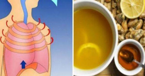 Με αυτή τη φυσική συνταγή… Θεραπεύστε τον επίμονο βήχα!