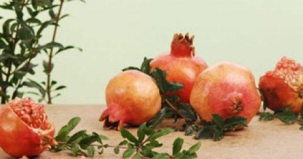 Ρόδι: Ο γλυκόξινος καρπός της καλοτυχίας