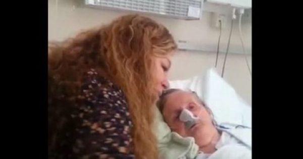 Ελένη Δήμου: «Έφυγε» από τη ζωή η μητέρα της – «Ραγίζει καρδιές» το βίντεό της στο instagram