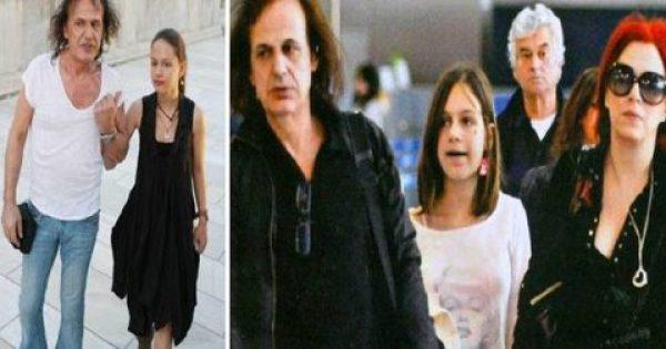 Η κούκλα κόρη της Ελένης Ράντου και του Βασίλη Παπακωνσταντίνου είναι 21 και κληρονόμησε το ταλέντο των γονιών της