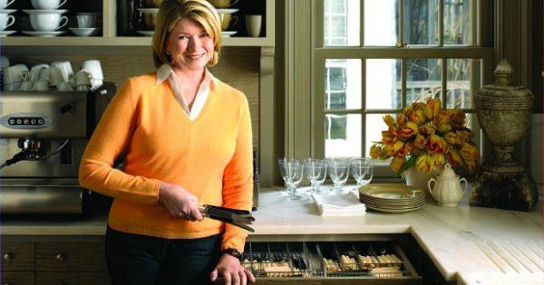 Οργανώστε την Κουζίνα σας με Βάση τις Συμβουλές της Martha Stewart!