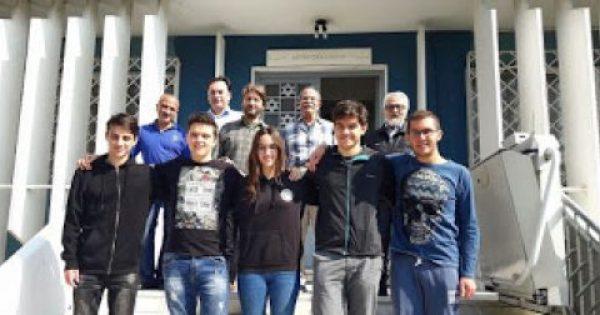 Αναχωρεί για το Πουκέτ η ελληνική αποστολή για την 11η Διεθνή Ολυμπιάδα Αστρονομίας- Αστροφυσικής