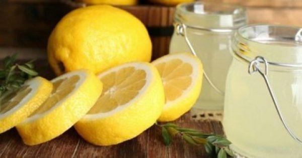 Πως να χρησιμοποιήσετε το λεμόνι θεραπευτικά