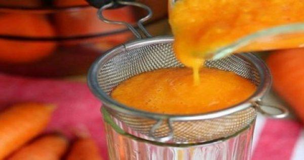 Έπινε χυμό καρότου κάθε πρωί για 8 μήνες. Δείτε τι της συνέβη μετά…