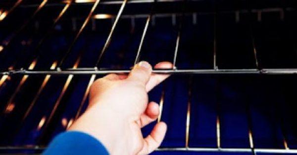 Σχάρα φούρνου: Καθαρίστε την εύκολα και οικονομικά