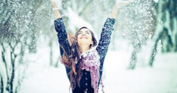 Ο χειμώνας έχει και τις θετικές του πλευρές
