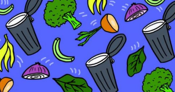9 Υπολείμματα Τροφών Που Πρέπει Να Τρώτε Και ΟΧΙ Να Ρίχνετε Στον Κάδο Απορριμμάτων!