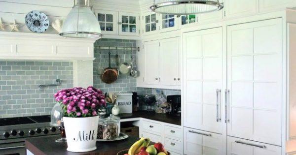 4 Υπέροχες Ιδέες για να Ανανεώσετε τα Ντουλάπια της Κουζίνας