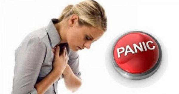 Ηρεμώντας την ορμή του πανικού στο σώμα σας