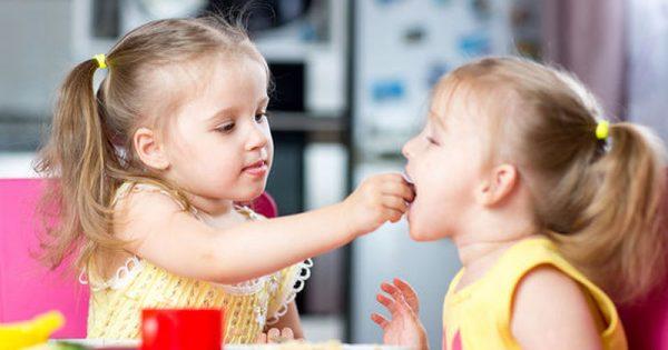 Πότε το παιδί τρώει ενώ δεν πεινάει;