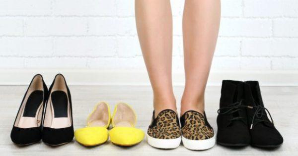 Αυτό το Αντικείμενο Είναι η πιο Stylish Επιλογή για να Αποθηκεύετε τα Παπούτσια σας