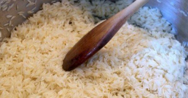 ΠΡΟΣΟΧΗ ΣΩΣΤΟ ΔΗΛΗΤΗΡΙΟ! Δείτε απο τι κινδυνεύετε αν φάτε ξαναζεσταμένο ρύζι