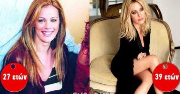 10 Διάσημοι Έλληνες που πέρασαν (κατά πολύ) τα 35 και μοιάζουν… 25