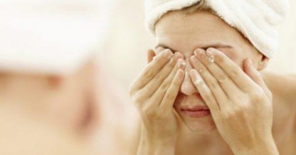 Πλύσιμο προσώπου: 5 βασικά λάθη που πρέπει να αποφεύγετε