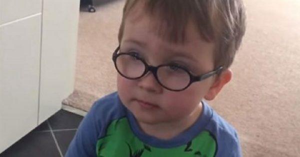 «Μαμά, δεν έχω κοπέλα»: Ξετρελαίνει το διαδίκτυο το παράπονο ενός 3χρονου αγοριού