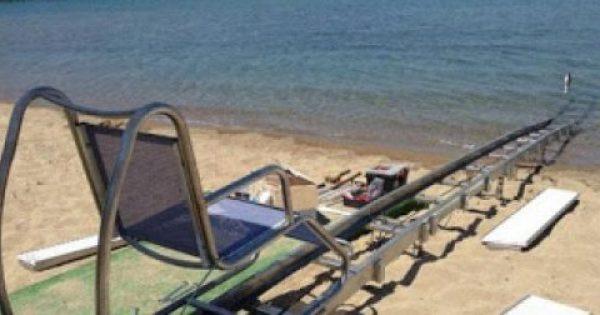 Μέχρι το καλοκαίρι μηχανισμοί σε παραλίες για την αυτόνομη πρόσβαση των ΑμεΑ και των εμποδιζόμενων ατόμων