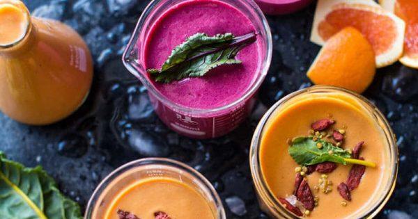 Το πιο δυναμωτικό smoothie για σένα που θες να «κόψεις» τις λιγούρες μέσα στην ημέρα