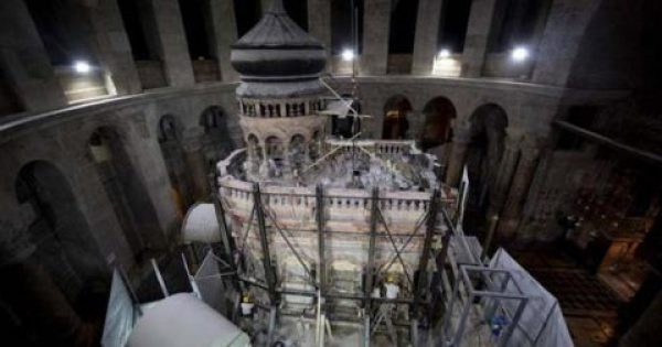 Έμεινε άφωνος ολόκληρος ο πλανήτης: Ανακάλυψη στον Τάφο του Χριστού – Τι συγκλονιστικό βρήκαν