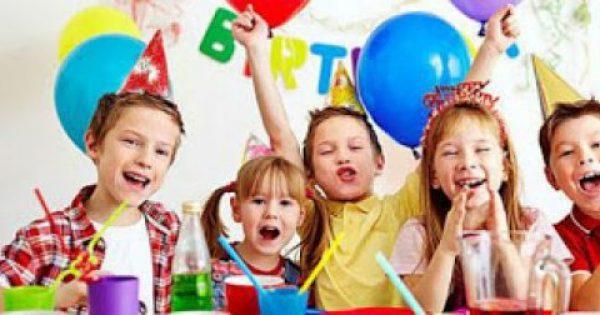 Διοργανώνοντας ένα ιδανικό παιδικό πάρτι!