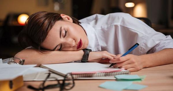 Αυτοί είναι οι οχτώ λόγοι που είστε συνέχεια κουρασμένοι