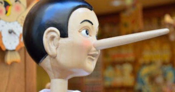 Πώς θα καταλάβετε ότι σας λένε ψέματα: Λέξεις και φράσεις «κλειδιά» [video]