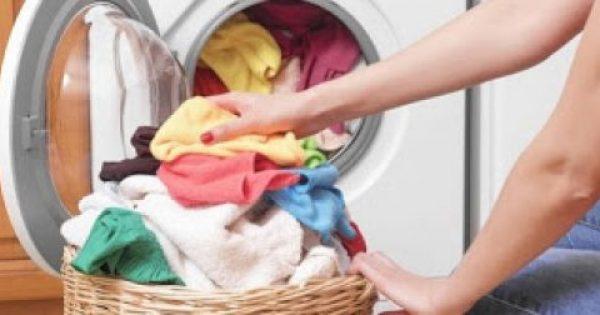 Το μεγάλο λάθος που κάνουμε με το πλυντήριο των ρούχων