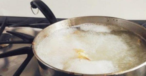 Πώς να αντιμετωπίσετε τα καμένα λίπη στα τηγάνια