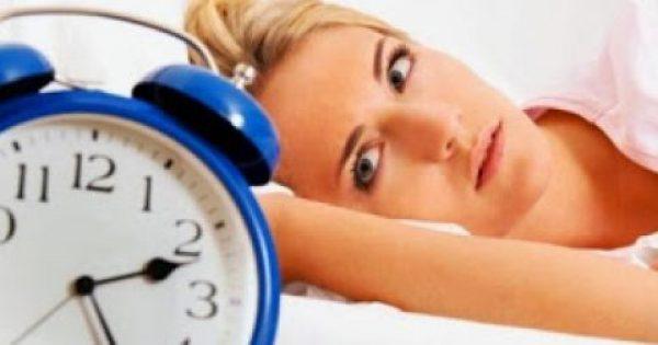 Αυτές οι 4 τροφές προκαλούν… αϋπνία