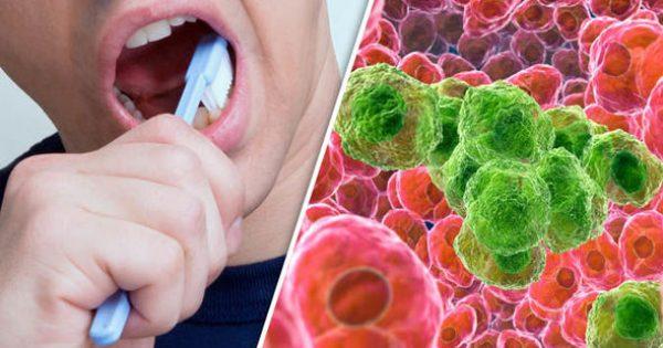 Ο καρκίνος του οισοφάγου συνδέεται με το βούρτσισμα των δοντιών – Δείτε τι συμβαίνει