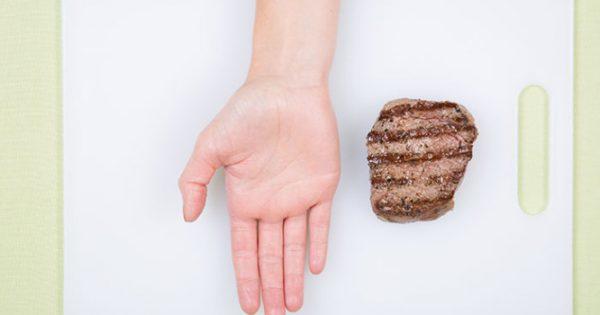 Μερίδες φαγητού: Πώς υπολογίζονται – Η σωστή ποσότητα για την δίαιτα [πίνακας]