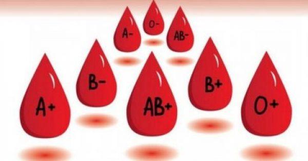 Ομάδες Αίματος Και Οι Σχέσεις Τους Με Ορισμένες Ασθένειες. Μύθοι