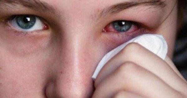 ΠΡΟΣΟΧΗ: Διεγνώσθη με καρκίνο στα μάτια. Η αιτία που τον προκάλεσε; Κάτι που κάνουμε κάθε βράδυ!