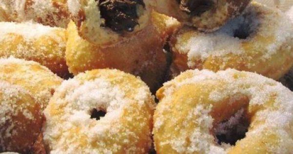 DONUTS – Ντόνατς Αφρός !!