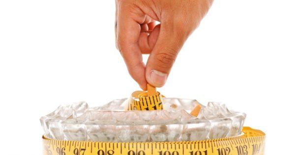 Κάπνισμα: Πώς δεν θα πάρετε κιλά αν κόψετε το τσιγάρο