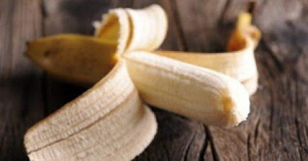 Μην πετάς τις μπανανόφλουδες – Ξέρεις πόσες χρήσεις έχουν;