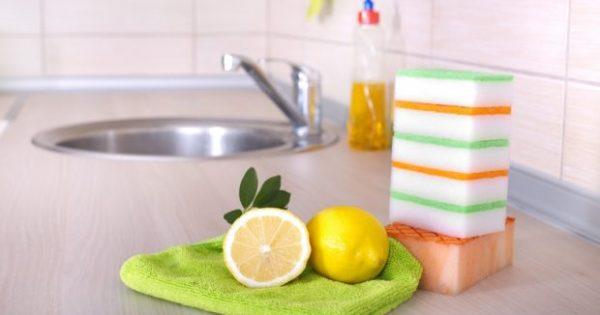 5 Τρόποι για να Απομακρύνετε την Άσχημη Μυρωδιά από τον Νεροχύτη της Κουζίνας