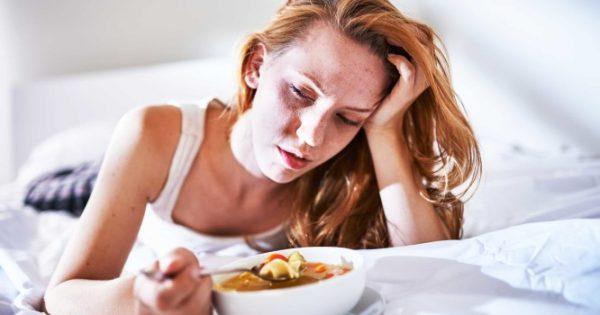 Κρυολόγημα: Γιατί μειώνεται η όρεξη, όταν αρρωσταίνουμε