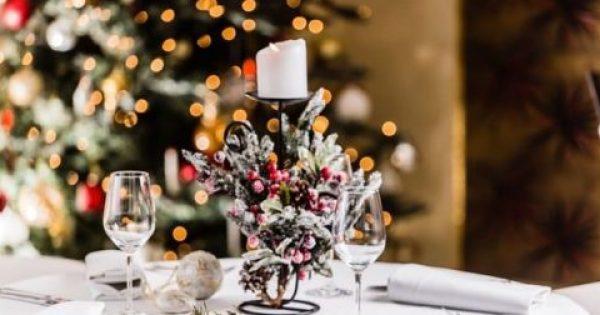 Τρεις αγαπημένοι Έλληνες σεφ προτείνουν 3 ορεκτικά για το γιορτινό τραπέζι
