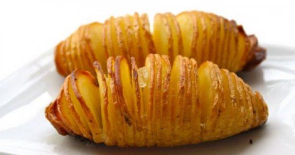 Πατάτες πιο νόστιμες από τις τηγανητές! ..ΣΟΥΠΕΡ..ΣΥΝΤΑΓΗ….