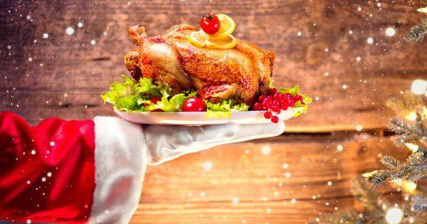 Tips για να αποφύγετε τις υπερβολές στο χριστουγεννιάτικο τραπέζι