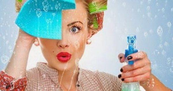 """Έξυπνα """"κολπάκια"""" για να καθαρίσετε τα τζάμια σας σαν επαγγελματίας"""