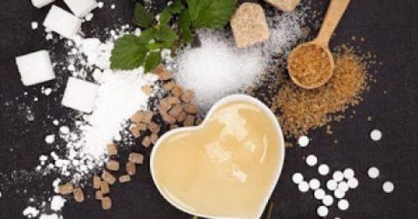 5 facts για τα γλυκαντικά χωρίς θερμίδες