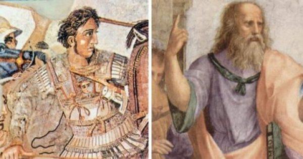 6 από τους 10 πιο σημαντικούς ανθρώπους των τελευταίων 6.000 ετών ήταν Έλληνες