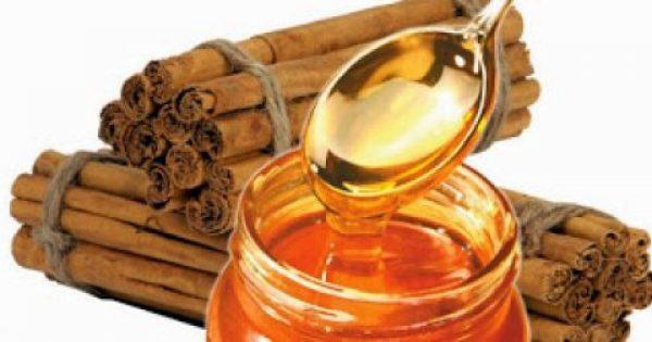Μέλι με κανέλα μαζί κάνουν θαύματα…