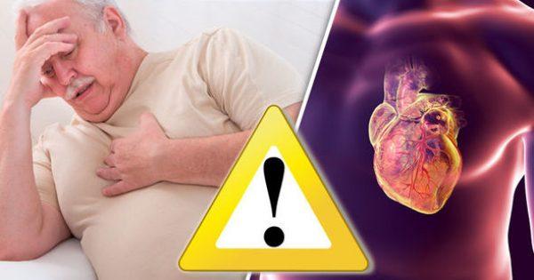 Ισχαιμική καρδιοπάθεια: Προσοχή σε αυτά τα συμπτώματα! [vid]