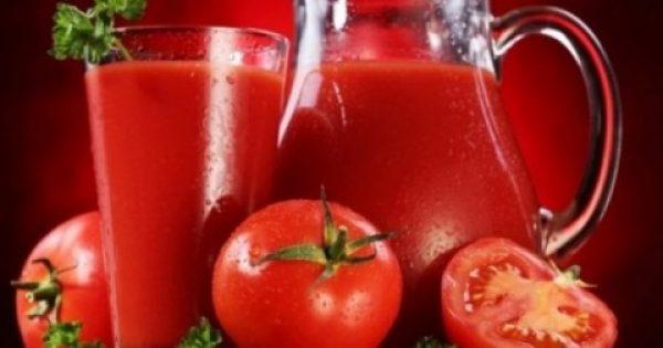 ΤΟ ΑΠΟΤΕΛΕΣΜΑ ΕΙΝΑΙ ΑΠΙΣΤΕΥΤΟ! Έπιναν χυμό ντομάτας κάθε μέρα επί δυο μήνες και δείτε τι έπαθαν