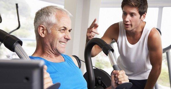 Η σωματική άσκηση «ξανανιώνει» τις γερασμένες καρδιές!!!