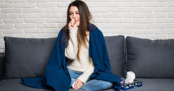 Γρίπη & γριπώδης συνδρομή: Οι διαφορές που πρέπει να γνωρίζετε