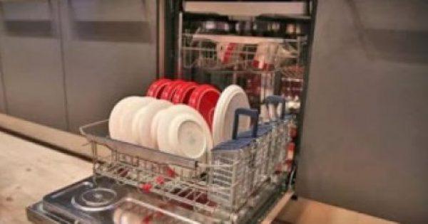 Μικρόβια έχουν τα λάστιχα των πλυντηρίων πιάτων
